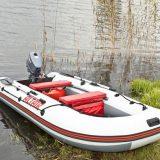 Где отремонтировать лодку из ПВХ?
